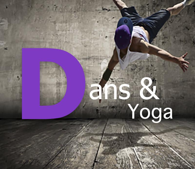 Link til hold - Dans og Yoga