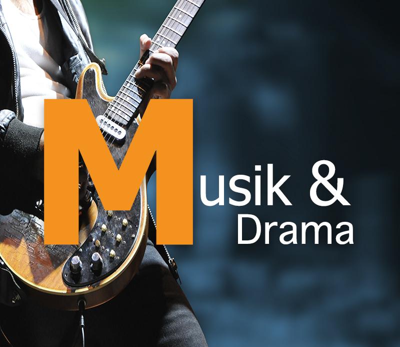 Link til hold - Musik og drama