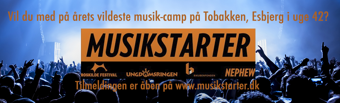 Musikstarter Camp -karrusel