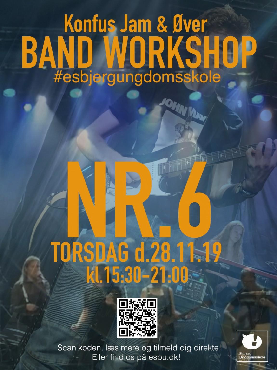bandworkshop 6 esbu