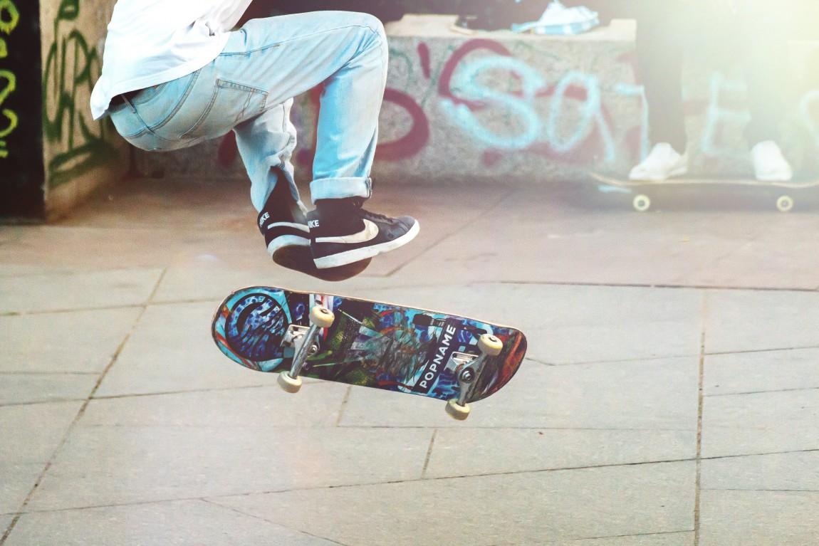 Skateboard. Skateboard