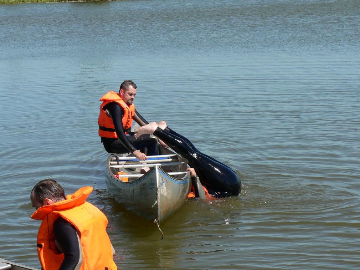 Kursus i kano