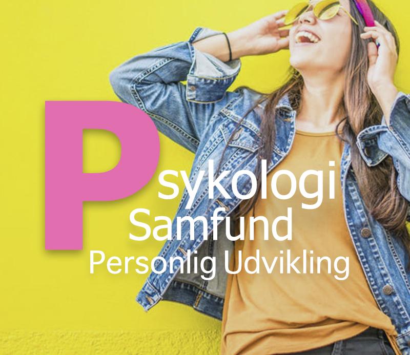 Psykologi & Samfund - link til hold